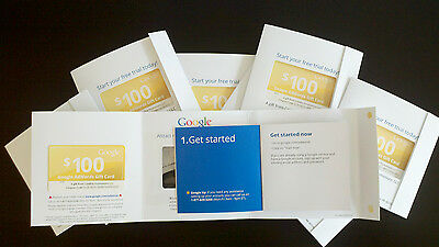Google Adwords  100 75 75 Advertising Credit   Ppc  All World  88 Countries