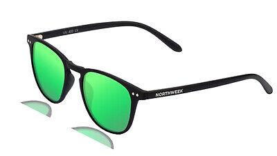 Northweek Gafas de sol Sunglasses Wall Venice lente verde Polarizada segunda mano  Oviedo