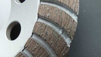 Turbo Diamond Grinding Cup Wheel 4 - 58 - 11 Threads