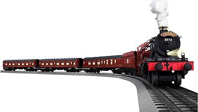 Lionel Hogwarts Express Electric O Gauge Model Train Set w/ Remote and Bluetooth