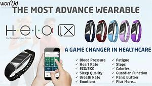 Helo ... puts Fitbit to shame ..MUST SEE