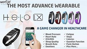 Helo ... puts Fitbit to shame ...MUST SEE