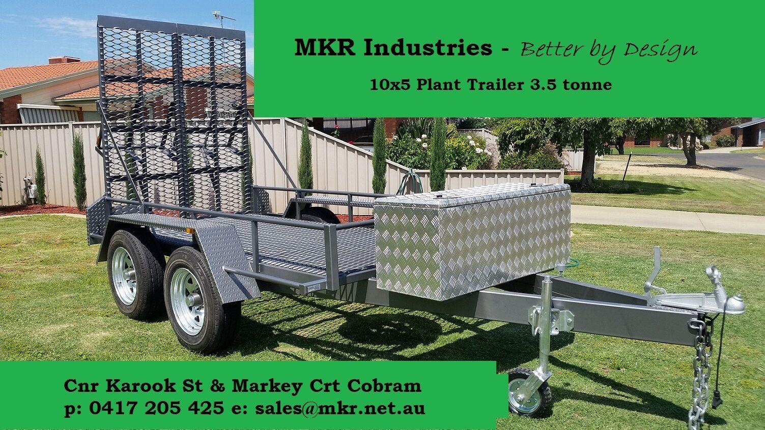 MKR Industries