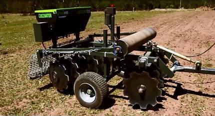 greenPRO 5-in-1 Seeder & Cultivator 1000 Model Warana Maroochydore Area Preview