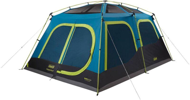 Coleman Darkroom Cabin 10P Tent