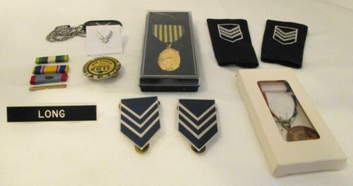 Lot of 13 Miscellaneous ROTC Items (SKU# 754)