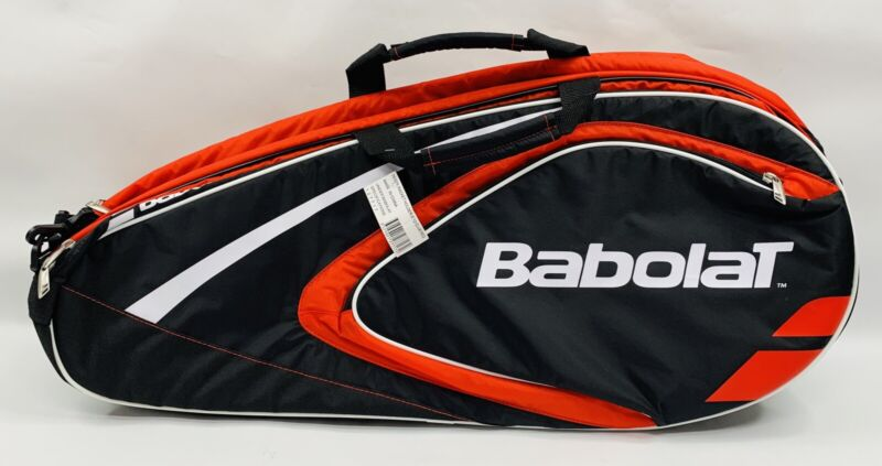NEW Babolat Club Red/Black 12 Racket Holder