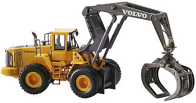Volvo L180E High-Lift Log Loader. 1:50 Scale Motorart Premium Line MA10143