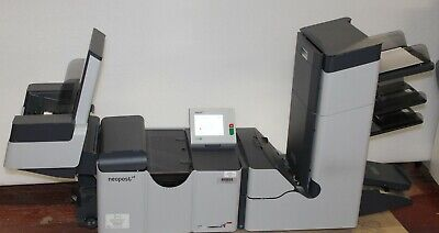 Neopost Ds85 Mail Folder Inserter 52k On Counter Ds-85 Hasler M8500