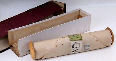 Antique Notes Roll Polonaise No. 2 Franz Liszt Papier Barrel Organ Pianola
