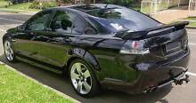 2007 Holden Commodore SS Sedan V8 manual Glendenning Blacktown Area Preview
