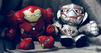 Marvel Avengers TALKING IRON MAN & Ultron hulkbuster SUIT 8