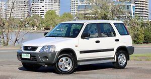 2000 HONDA CR-V ( 4x4 ) – MANUAL / RWC / SERVICED Coolangatta Gold Coast South Preview