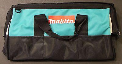 "Makita 21"" Heavy Duty Contractor Tool Bag 831303-9 Inside & Outside pockets"