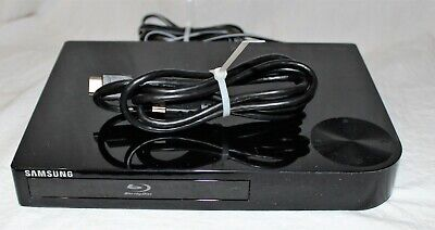 Samsung Blu-Ray Disc Player BD-FM57C and HDMI Cable tested working great