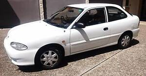 1998 Hyundai Excel Twin Cam Only 163k Dee Why Manly Area Preview