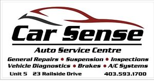 Car sense auto service and repair