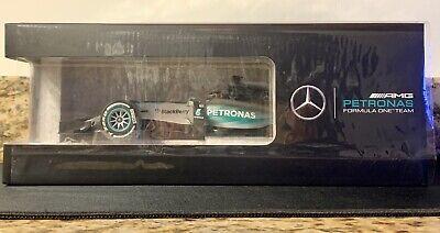 1:18 Mercedes F1 Lewis Hamilton W06 2015 DEALER EDITION Paul's Model Art Diecast