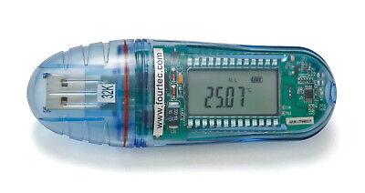 Temperature Multi-purpose Data Logger Affordable Microlite5032 By Fourtec