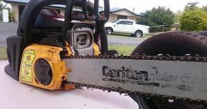 "Poulan 16"" chainsaw. Great saw in good condition. New Beith Logan Area Preview"