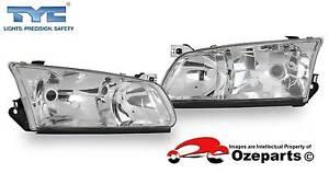 Toyota Camry 20 Series 2 00~02 Pair LH+RH Head Light Lamp *NEW Dandenong Greater Dandenong Preview