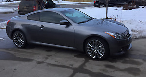 Supercharged 2012 Infiniti G37x Sport - MUST GO