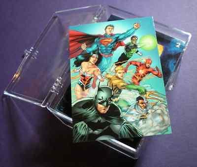 2012 DC New 52 Complete Base Set 1-61 + Checklist !