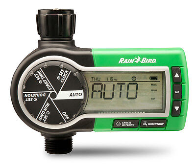 Rain Bird Tap Timer Digital, Simple to use and large Display