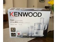 Food Processor Kenwood FPP 220 2.1 Liter