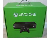 Xbox One 500GB Console, boxed with all leads and official controller