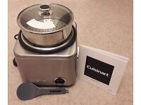 Cusinart Rice and Steam cooker - NEVER BEEN USED