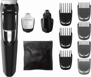 Philips Norelco - Multigroom 3000 Beard, Moustache, Ear and Nose Trimmer (REFURBISHED)