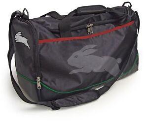 NRL Sports Bag -  South Sydney Rabbitohs - Team Travel School Sport Bag - BNWT