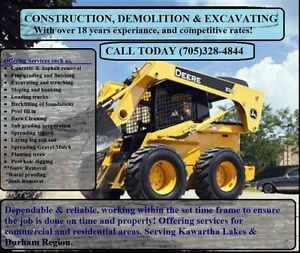 Construction, Haulage & Demolition