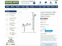 Brand New in Box Grohe Thermostatic Shower