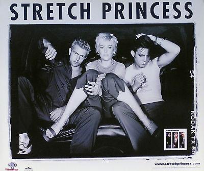Stretch Princess 1998 Self Titled Album Original Promo Poster