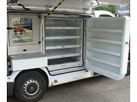 Sandwich van / Hire a sandwich van (within London area) / Catering vehicle