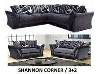 corner sofa or 3+2 sofas many on offer from £199 so call now to order