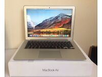 2016 Apple Macbook Air (Intel Core i5 1.6 GHz, 8 GB RAM, 128 GB SSD, OS X El Capitan)