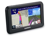"5"" GARMIN nüvi® 50LM GPS Sat Nav - UK & Ireland + West Europe Lifetime Map Updat (no offers, please)"