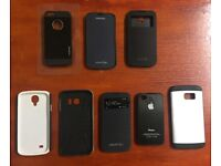 x8 Samsung, iPhone & Motomo Phone Cases / Covers (Brand New - Never Opened)