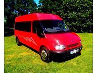 Ford Transit Minibus Campervan Conversion