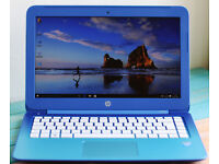 HP Stream 13 Laptop Hardly Used - Excellent Condition