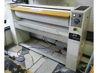 Commercial Roller Iron 1.2metres and Sunstar Industrial Sewing Machine Excellent Condition