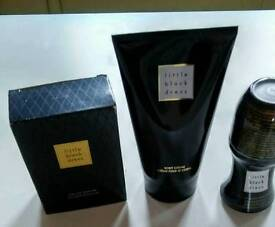 Little Black Dress perfume body lotion and antiperspirant, never been used pick up only Walker area