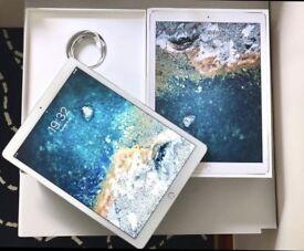 """Apple iPad Pro 2nd Gen Silver 12.9"""" 64GB - WiFi + Cellular (Unlocked)"""