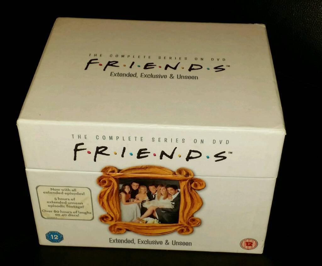 """Friends"" DVD box set"