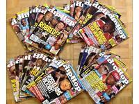 Hip Hop weekly magazines. Job lot.