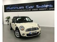 MINI HATCH COOPER D - CHILI PACK (white) 2011