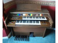 Kawai E100 – Japanese Electronic Organ Keyboard – Church-Club-Organisation-Home
